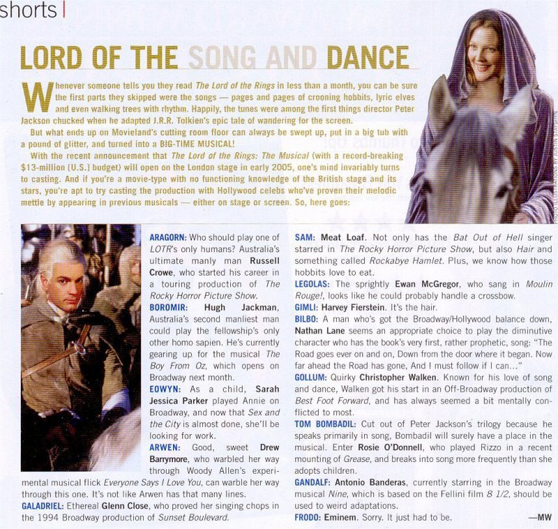 Media Watch: Famous Magazine Goofs on LOTR Musical - 800x758, 191kB