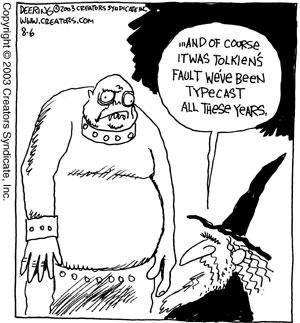 Strange Brew Goofs on Tolkien - 300x323, 30kB
