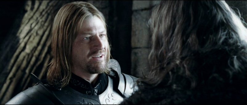 Boromir and Denethor - 800x340, 41kB