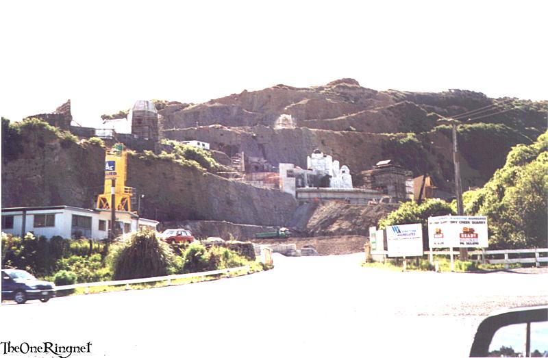 Set Pics: Minas Tirith - 800x523, 57kB