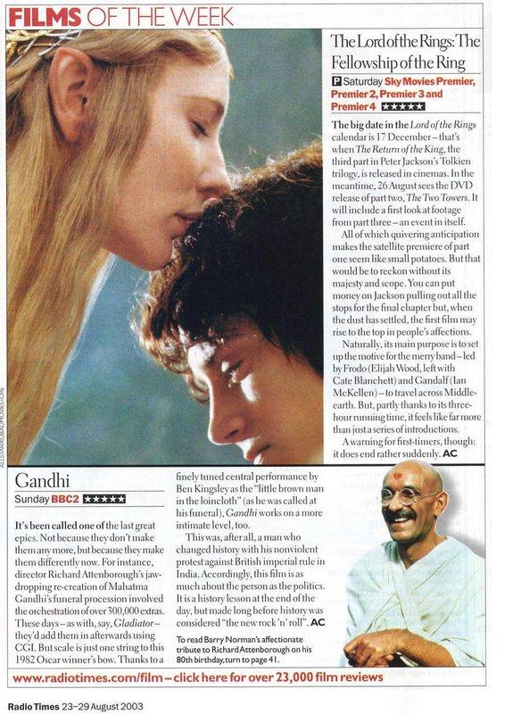 Radio Times FoTR Film Of The Week - 575x800, 131kB
