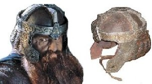 Replica Helm Of Gimli - 303x168, 15kB
