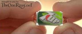 7-Up in Middle-earth - Smallest 7-Up Ever? - 287x119, 6kB