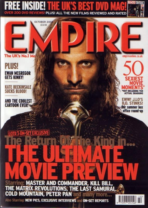 Media Watch: Empire Magazine Talks ROTK - Cover - 570x800, 119kB