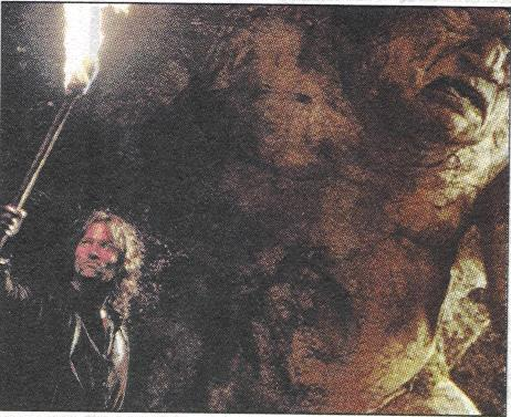 Aragorn and a Troll - 462x377, 48kB