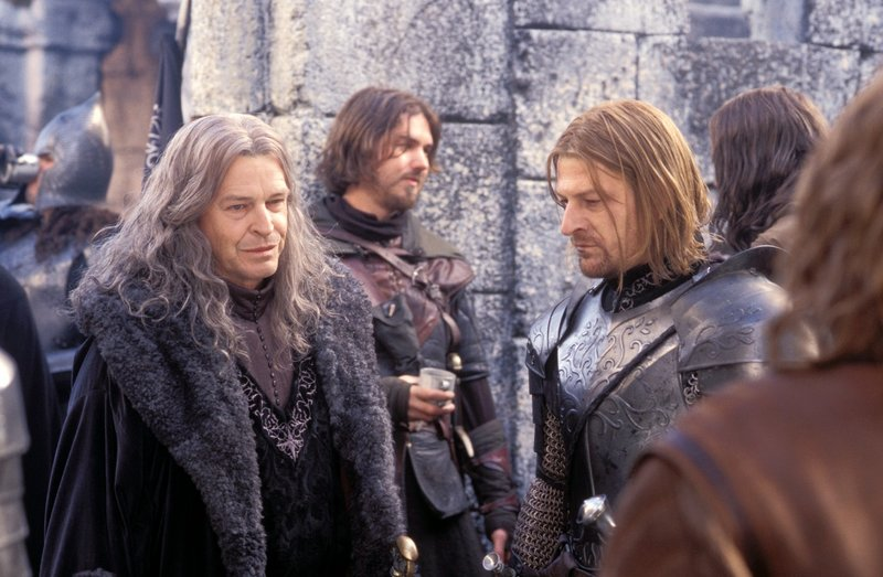 Denethor And Boromir Celebrate - 800x523, 88kB
