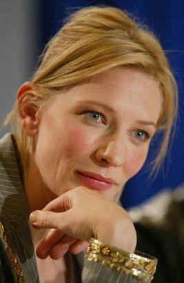Cate Blanchett at the Toronto International Film Festival - 267x410, 16kB