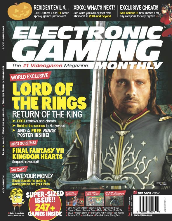 Media Watch: Special 5 Cover ROTK Issue of EGM - 589x756, 121kB