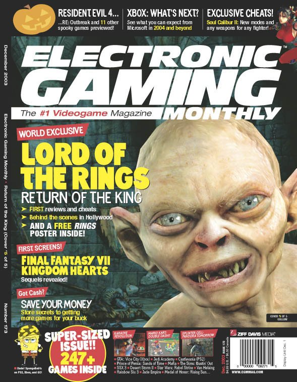 Media Watch: Special 5 Cover ROTK Issue of EGM - 589x756, 118kB