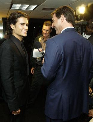 Orlando Bloom at the 'Hollywood Awards Gala' - 311x410, 17kB