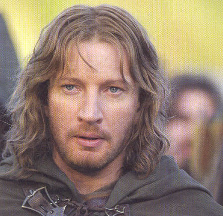 David Wenham as Faramir - 448x433, 69kB