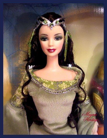 Arwen & Aragorn/Barbie & Ken Dolls - 447x576, 52kB