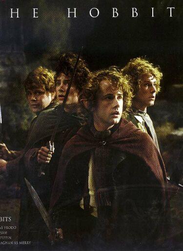 Hobbits - 375x515, 31kB