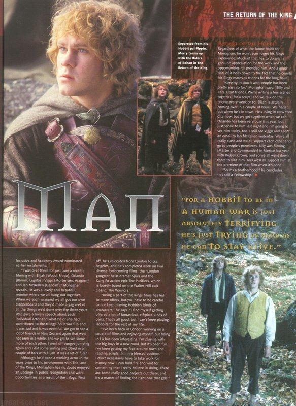 Dreamwatch Magazine: December 2003 - 583x800, 134kB