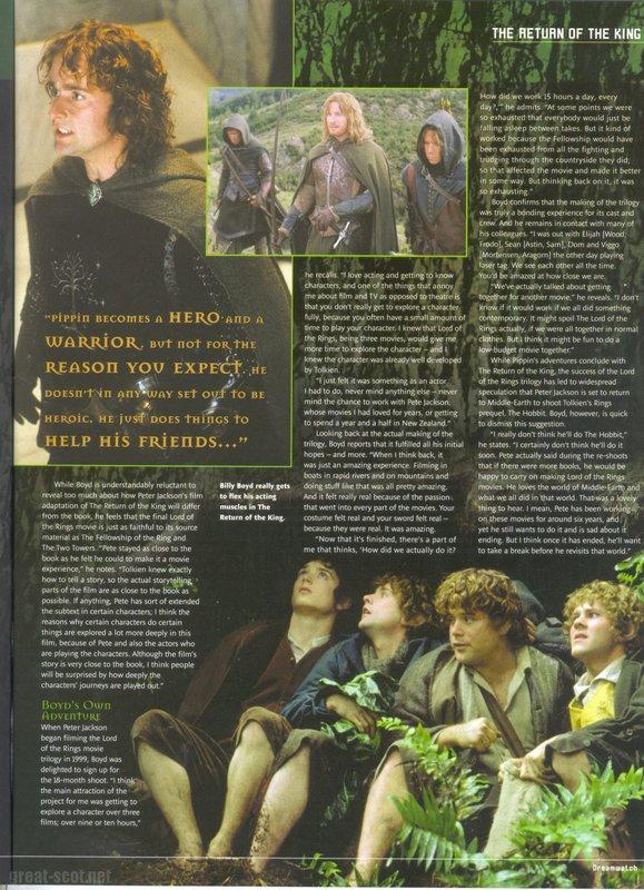 Dreamwatch Magazine: December 2003 - 579x800, 139kB