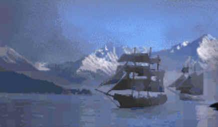 The Corsair Ships - 436x255, 8kB