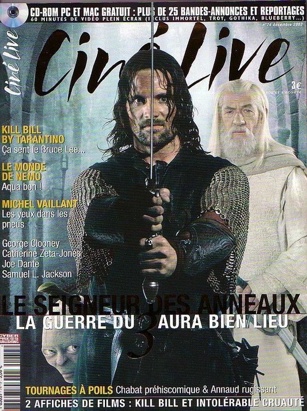 Media Watch: Cine Live MAgazine Talks ROTK - Cover - 597x800, 190kB