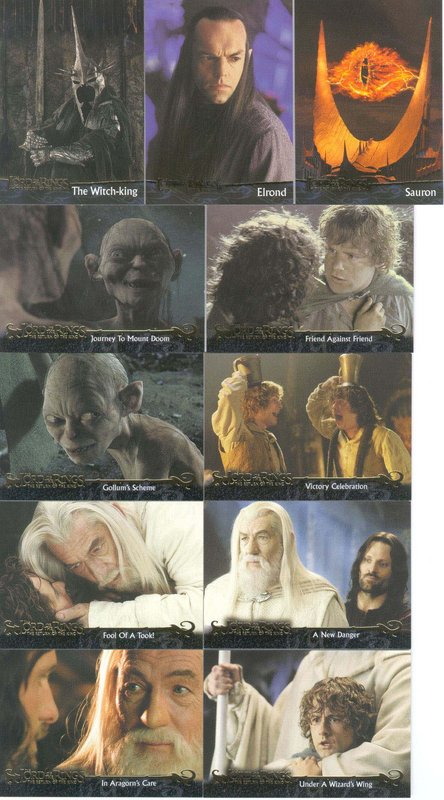 Return of the King Topps Cards - 444x800, 87kB