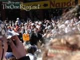 Wellington World Premiere of The Return of the King - Richard Taylor - (800x600, 96kB)