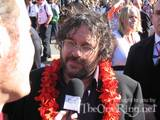 Peter Jackson On The Red Carpet - (800x600, 107kB)