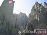 Inside The Putangirua Pinnacles - (800x600, 84kB)