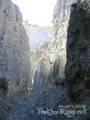Inside The Putangirua Pinnacles - (600x800, 121kB)
