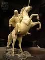 Sideshow/Weta's Gandalf on Shadowfax Statue! - (600x800, 82kB)