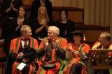 Ian McKellen Receives his Honoury Degree at Leeds - (800x531, 126kB)