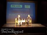 Howard Shore at Tribeca Film Fest - (800x600, 64kB)