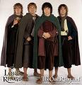 Frodo, Sam, Merry And Pippin - (779x800, 123kB)