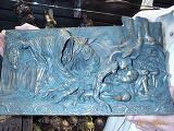 Sideshow Toy Bas-Relief at Comic-Con 2001 - (640x480, 112kB)