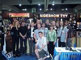 The WETA Team at Comic-Con 2001 - (640x480, 121kB)