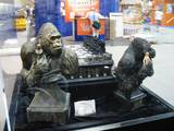 Comic-Con 2005: King Kong Busts - (550x413, 65kB)