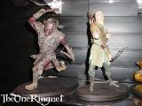 Uruk-Hai & Legolas Sideshow Toy Statues at Comic-Con 2001 - (533x400, 41kB)