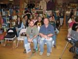 Alan Lee Book Tour: Austin, TX - (800x600, 116kB)