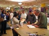 Alan Lee Book Tour: Austin, TX - (800x600, 100kB)