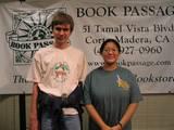 Alan Lee Book Tour: Corte Madera, CA - (800x600, 95kB)