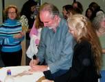 Alan Lee Book Tour Report: Corte Madera, CA - (800x626, 117kB)