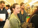Alan Lee Book Tour: Beaverton, OR - (800x600, 98kB)
