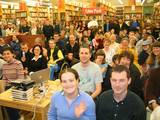 Alan Lee Book Tour: Beaverton, OR - (800x600, 122kB)