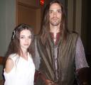 Dragon*Con 2007: Tolkien Track Highlights - Arwen & Aragorn - (800x748, 114kB)