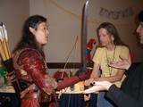 Dragon*Con 2007: Tolkien Track Highlights - Costuming Discussion - (800x600, 93kB)