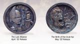 LOTR Medallions - Last Alliance Birth of Uruk Hai - (800x446, 79kB)