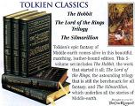 Leather-bound 5-volume set of Tolkiens writings - (568x447, 66kB)