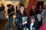 Young fans pose at Storyopolis - (800x531, 102kB)
