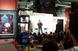 Sean Astin on stage at Storyopolis - (800x531, 98kB)