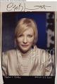 Cate Blanchett Autograph From Berlinale Photoshoot - (283x416, 23kB)
