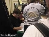 Sean Astin Signs Autograph - (640x480, 39kB)