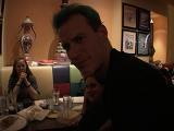 TORn Staffer Quickbeam at the restaurant - (640x480, 161kB)