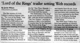 LoTR Trailer Setting Web Records - (734x401, 86kB)